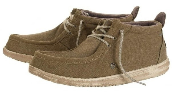 Zapatos Hey Dude Conrad Hombre