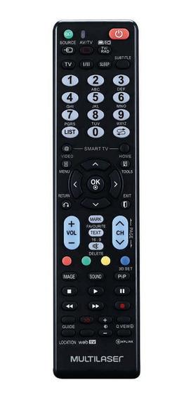 Controle Remoto Tv Lg Preto Ac316