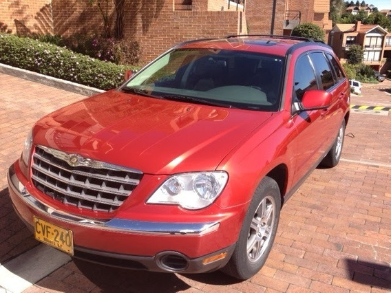 Camioneta Chrysler Pacifica 2007 Full Equipo Automatica