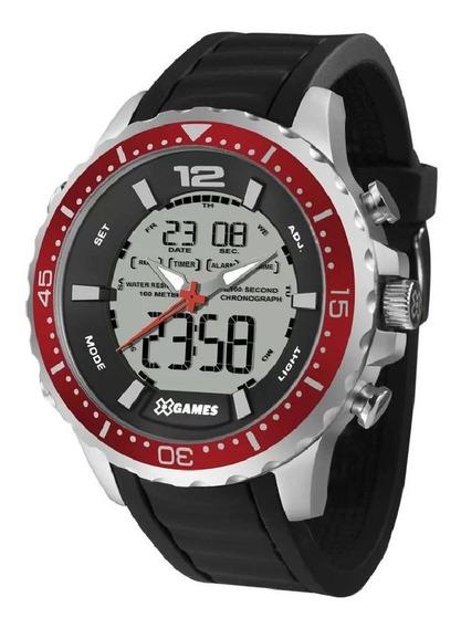 Relógio Xgames Xmspa026-bxpx - Prata