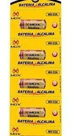 Bateria Alcalina Mod. Mo23-a Cartela 5 Baterias.