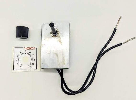 Dimmer Industrial Dimer Variador Potencia Tensao 110v 220v
