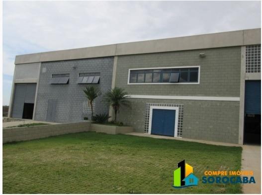 Galpão Na Zona Industrial - 81lc