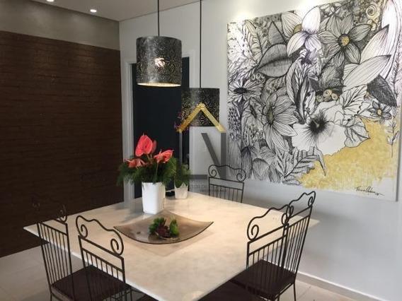 Lindo Apartamento Em Andar Alto 114 M² - Renaissance Resort Taubaté - Sp - 105