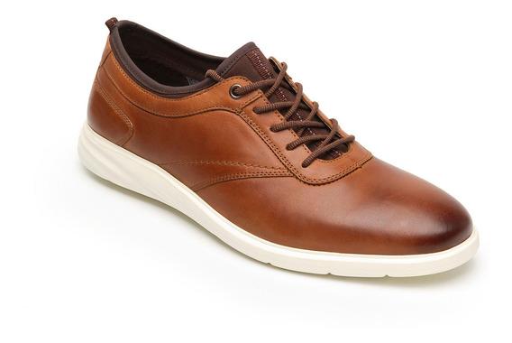 Zapato Choclo Moderno Flexi Caballero 95603 Tan