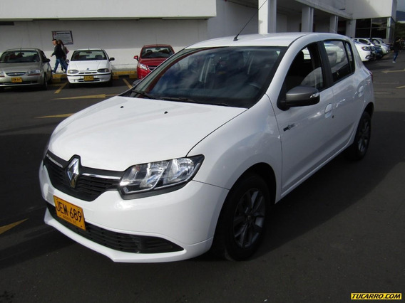 Renault Sandero Nigth And Day Mt 1600cc Aa