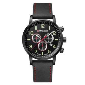 Relógio Masculino Suíço Wenger Atitude Chrono 01.1543.104