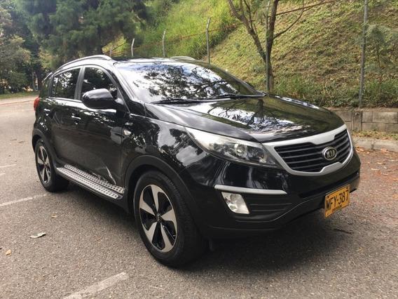 Kia Sportage Revolution 4x4 Diesel