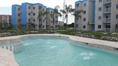 Serena Villaje Apartamento En Punta Cana Precio U$s 68,000