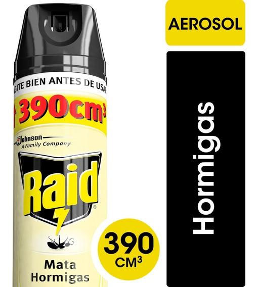 Raid Mata Hormigas - 3 Unidades
