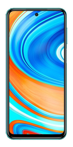 Cel Xiaomi Redmi Note 9 Pro 128gb + 6ram Tropical Green