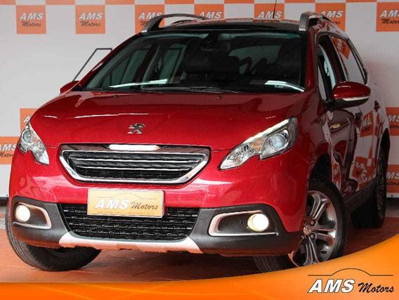 Peugeot 2008 Griffe 1.6 Automatico 2017