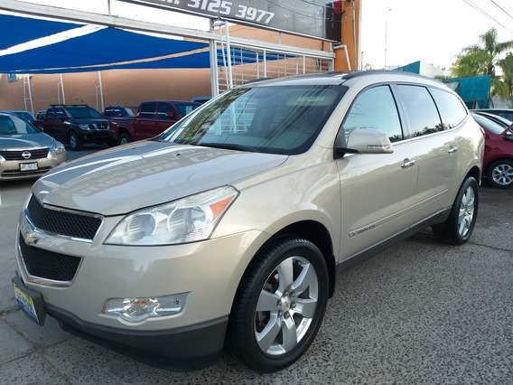 Chevrolet Traverse B Aa Qc Dvd ,piel,at 2009,90,000km,credit
