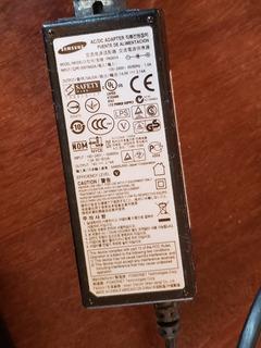 Fuente De Monitor Original Samsung. 14v 2,1a