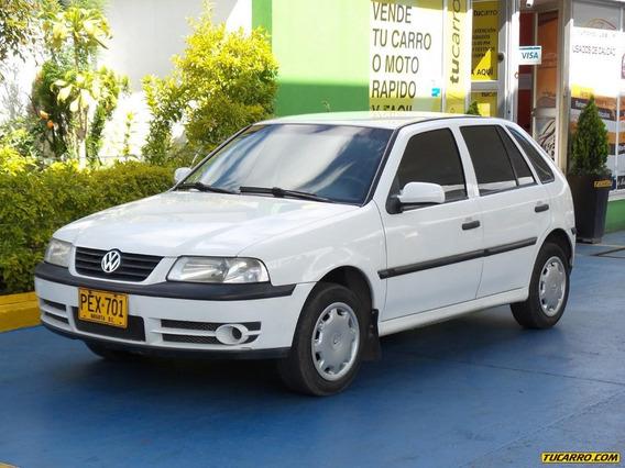 Volkswagen Gol 1.8cc Mt