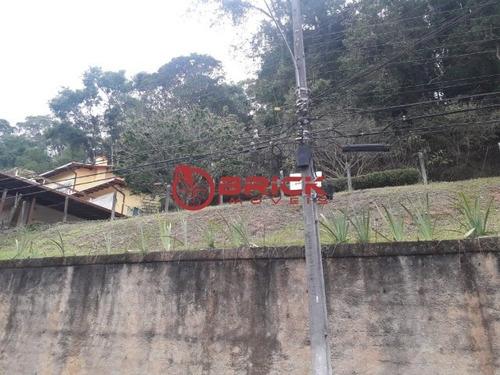 Imagem 1 de 2 de Terreno Em Aclive Com 1536 M² Na Quinta Da Barra. - Te00248 - 34224138