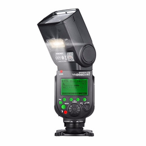Flash Yongnuo Yn-968ex-rt 968 Radio Embutido - Canon