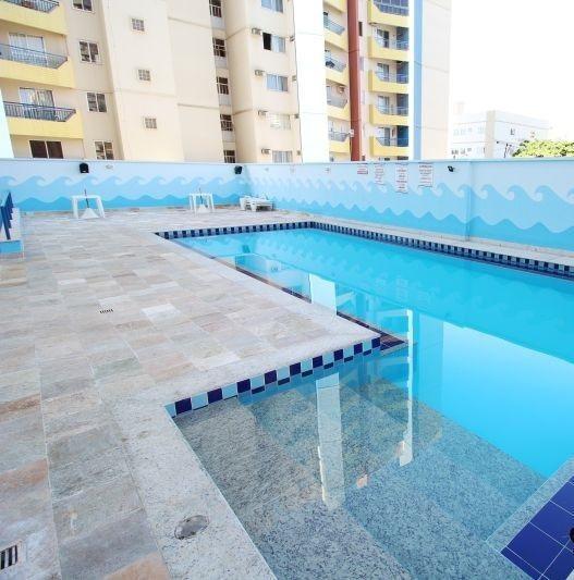 Apartamento 2 Quartos Para Temporada Em Caldas Novas, Thermas Das Caldas Flat Service, 2 Dormitórios, 1 Suíte, 1 Banheiro, 1 Vaga - 160