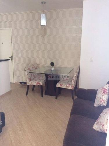Imagem 1 de 30 de Apartamento Residencial À Venda, Suíço, São Bernardo Do Campo. - Ap0319