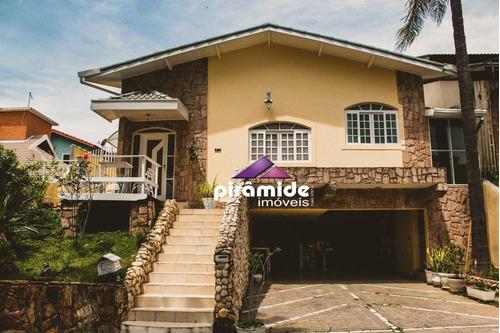 Casa À Venda, 184 M² Por R$ 1.090.000,00 - Urbanova - São José Dos Campos/sp - Ca4496