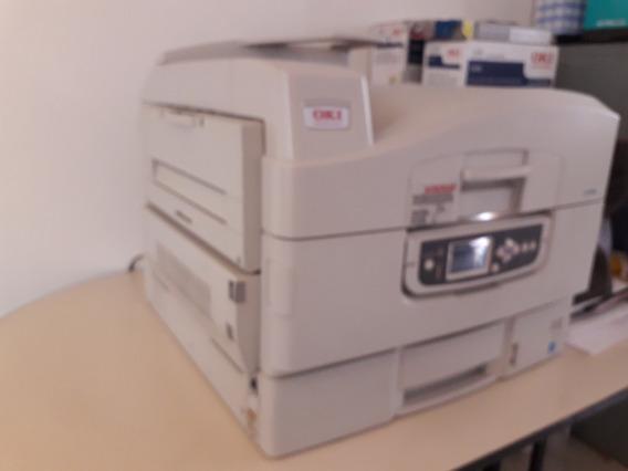 Máquina De Impressão C9850 Oki Printing Solutions A4