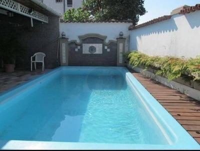 Casa Com 4 Dormitórios Para Alugar, 428 M² Por R$ 6.000/mês - Ca0181
