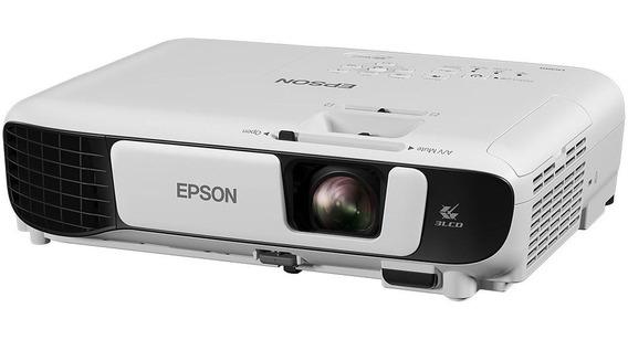 Projetor Epson Powerlite X41+ 3600 Lumens Hdmi