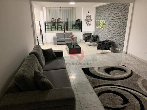 Imagem 1 de 17 de Alphaville Plus -casa Com 4 Dormitórios À Venda, 480 M² Por R$ 2.600.000 - Alphaville - Barueri/sp - Ca1511