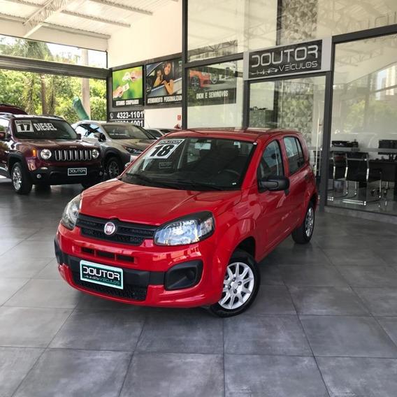 Fiat Uno Drive 1.0 2018 Flex / Uno 2018