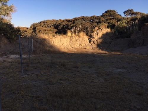 Muy Buen Terreno Ubicado En El Área De Rancho Blanco En Jilotzingo