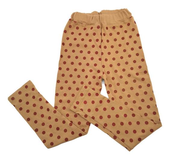 Pantalón Leggins Algodon Para Niña 5 A 7 Años Modelos