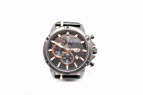 Reloj Lige Caballero Con Chronometro