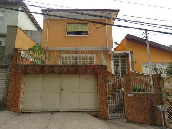 Sobrado Com 3 Dormitórios À Venda, 118 M² Por R$ 550.000 - Freguesia Do Ó - São Paulo/sp - So0203