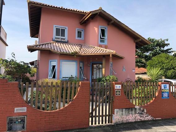 Casa Perto Da Praia Com Escritura Pública - Campeche - Florianópolis/sc - Ca2141