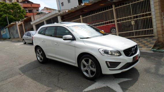 Volvo Xc60 3.0 T6 Top De Linha Awd Turbo - Impecável !!!