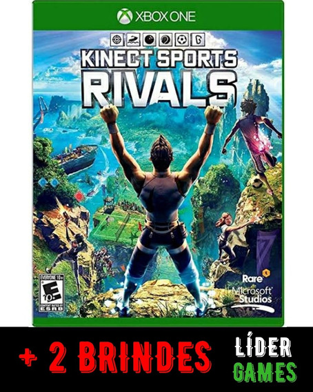 Kinect Sports Rivals Xbox One + 2 Brindes