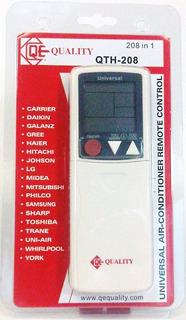 Control Remoto Universal 208 Codigos Quality Somos Tienda
