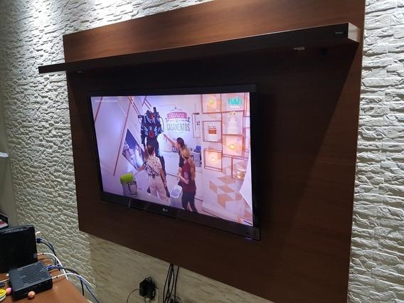 Painel Mdf 1.80 Para Tv Até 60 Polegadas