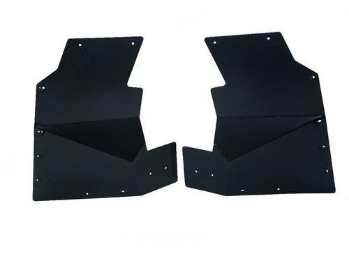 Imagem 1 de 6 de Protetor Caixa De Roda Em Alumínio Can-am Maverick X3