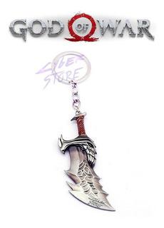 God Of War Chaveiro Espada Lâmina Do Caos Kratos - Colecionador