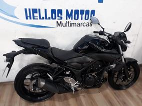 Yamaha Mt 03 2019