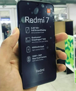 Redmi A7 32gb ,lacrado Na Caixa ,todos Acessórios