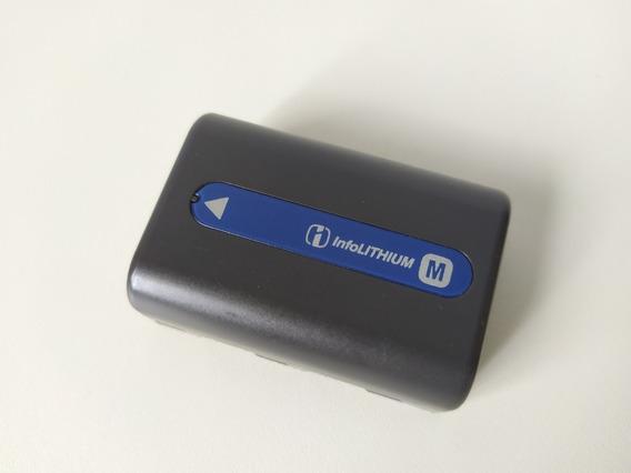 Bateria Para Filmadora Sony Np-fm30 Original Dcr-trv22
