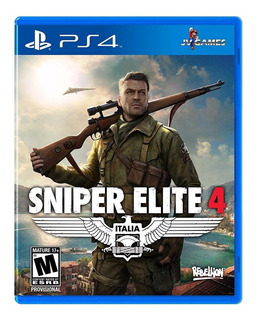 Sniper Elite 4 Ps4 En Español