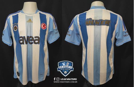 Camisa Do Fernerbache-tur Oficial Ii adidas 2011/2012 Gg