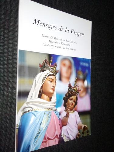 Maria Del Rosario De San Nicolas Mensajes Fasciculo 1