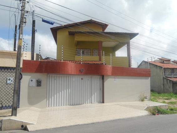 Casa Comercial No Castelão Com Garagem Coberta