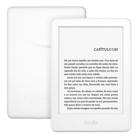 Amazon Kindle 10ª Geração Tela 6 8gb Luz Embutida - Wi-fi