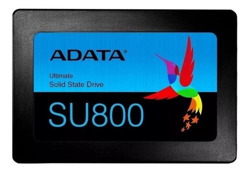 Imagen 1 de 3 de Disco sólido SSD interno Adata Ultimate SU800 ASU800SS-2TT-C 2TB