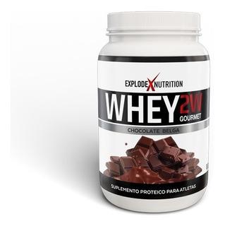 Whey Protein Isolado E Concentrado 900g - Sabores - Atacado!